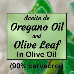 OREGANO Essential Oil with OLIVE LEAF (pre-diluted in olive oil infused with Olive Leaf for greater antibacterial, antiviral and antifungal properties)