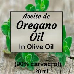 OREGANO Essential Oil (pre-diluted in olive oil for internal and eternal use)